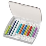 WILTON 10-Pc. Fondant:Gum Paste Tool Set