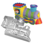 WILTON Choo-Choo Train Pan Set