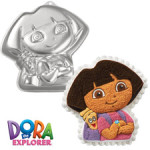 WILTON Dora the Explorer™ Cake Pan