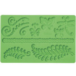 WILTON Fern Fondant and Gum Paste Mold