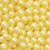 WILTON Sugar Pearls Yellow